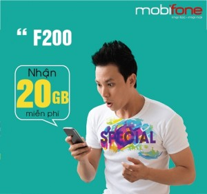 F200 Fast Connect Mobifone